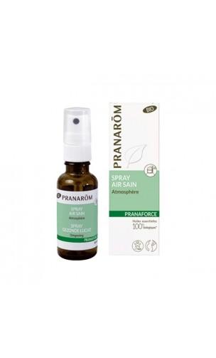 Spray ambiental bio Aire sano Pranaforce - Pranarôm - 30 ml.