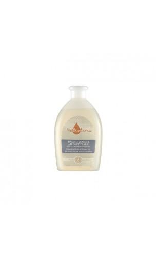 Gel douche bio pH Naturel à l'avoine - Sans savon - NeBiolina - 500 ml