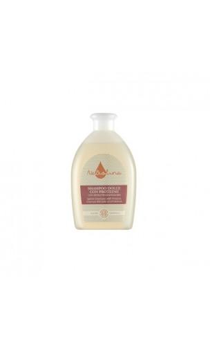 Champú ecológico Delicado Sin jabón Proteínas & Avena bio - NeBiolina - 500 ml