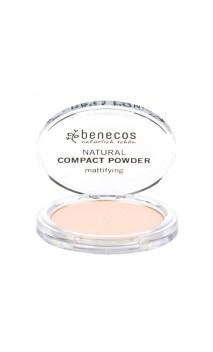 Poudre compacte bio Fair - Benecos - 9 gr.