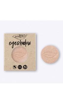 Recarga sombra de ojos ecológica Champán 01 - PuroBIO - 2,5 gr.