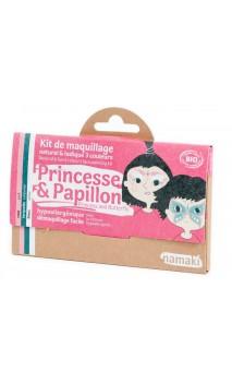 Kit de maquillage bio pour enfants Princesse & Papillon - Namaki
