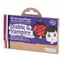 Kit de maquillage bio pour enfants Diable & Vampire - Namaki