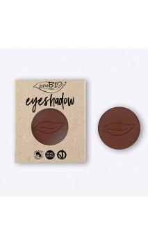 Recarga sombra de ojos ecológica Marrón Cálido 03 - PuroBIO - 2,5 gr.