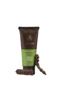 Après-shampooing bio Ayurvédique Hibiscus & Henné au Shikakai - Soultree - 100 g.