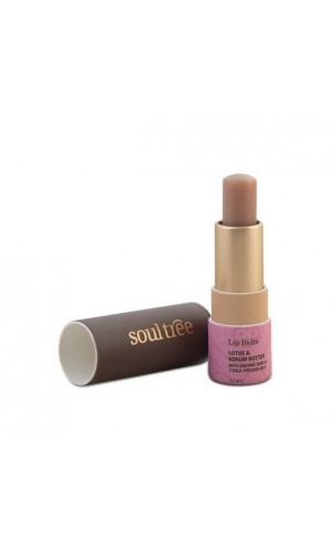 Baume à lèvres bio Ayurvédique Lotus & Beurre de Kokum - Soultree - 3,5 g.