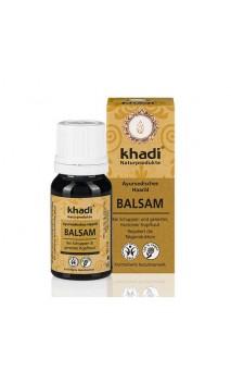 Huile capillaire bio Baume antipelliculaire & Calmant - Khadi - 10 ml.