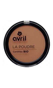 Polvo compacto ecológico Cuivré - Avril - 7 gr.