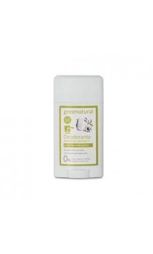 Déodorante bio en gel Oriental Aloe vera & Acide hyaluronique - Greenatural - 50 ml.