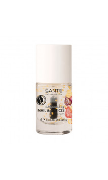 Sérum de uñas & cutículas natural Ultra nutritivo - SANTE - 10 ml.