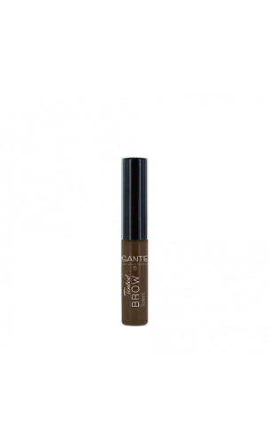 Gel Tratante Cejas bio Color 02 Brownie - SANTE - 3,5 ml.