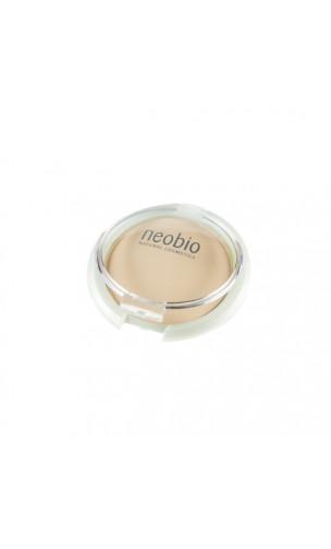 Poudre compacte bio 01 Light Beige - Neobio - 10 g.