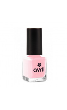 Vernis à ongles naturel Rose ballerine nº 629 - Avril - 7 ml.