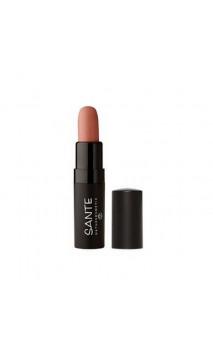 Rouge à lèvres bio Mate 01 Dusty Beige  - SANTE - 4,5 g.