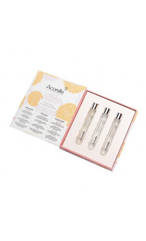 Coffret 3 parfums Roll-on Mes Essentiels Détente - Relaxation - Parfum bio - Acorelle