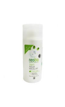 Agua Micelar ecológica 3 en 1 Menta bio & Sal Marina - Neobio - 150 ml.