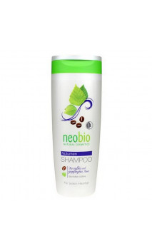 Shampooing bio Volume Cafeíne & Bouleau - Neobio - 250 ml.