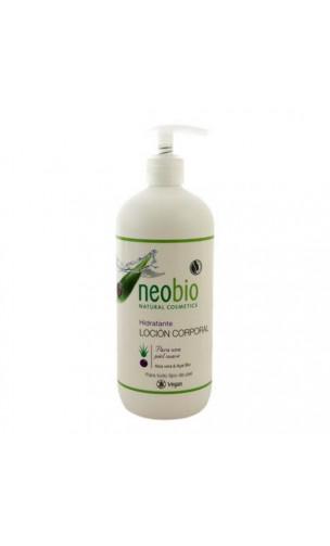 Lotion corporelle bio Hydratante - Neobio - 500 ml.