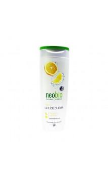 Gel de ducha ecológico Vitality Naranja & Limón - Neobio - 250 ml.