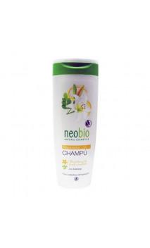 Shampooing bio Réparateur Lys & Moringa - Neobio - 250 ml.