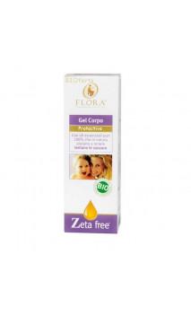 Gel corporel protecteur Anti-moustiques bio - Flora - 50 ml.