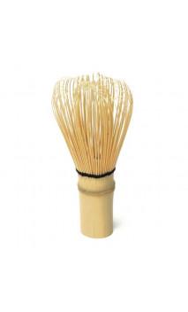 Escobilla de bambú para Matcha - Japón - Alveus