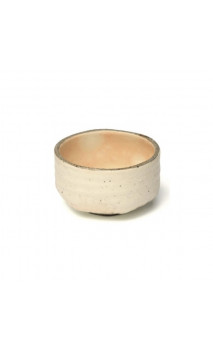 Tasse / Vaisselle originale Japonaise pour Matcha - Tasse Ceremonial Blanche - Alveus