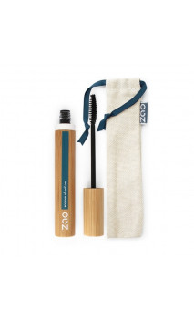Mascara bio - Volume et Gainage - Rechargeable - NOIR - ZAO - 085 - 7ml.