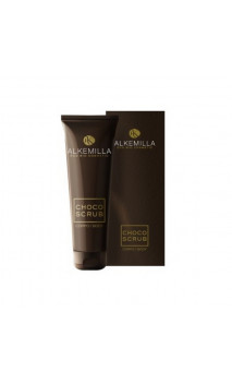 Exfoliante corporal ecológico - Chocolate - Alkemilla - 250 ml.