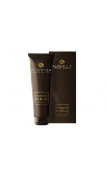Gommage corporel BIO - Chocolat - Alkemilla - 250 ml.