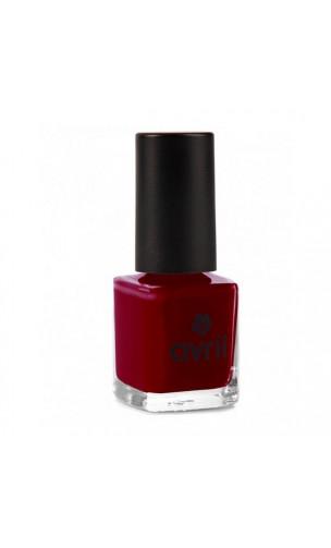Vernis à ongles naturel Hibiscus nº 561 - Avril - 7 ml.