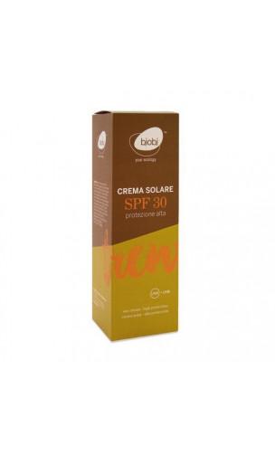 Crema solar ecológica FPS 15 - Bjobj - 150 ml.