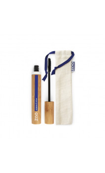 Mascara bio Rechargeable - Aloe vera  NOIR - ZAO - 090 - 7ml.