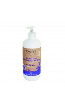 Lotion corporelle bio Aloe & Açai FAMILY - SANTE - 500 ml.