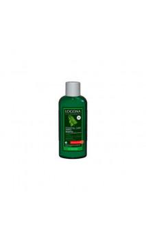 Shampooing bio Classique Orties Éclat & Soin - LOGONA - 75 ml.