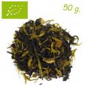 Té verde Jengibre (Estimulante) - Té ecológico a granel - Aromas de té