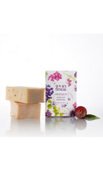 Jabón natural y artesanal de Uva - Uvas Frescas - 100 gr.