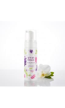 Espuma limpiadora facial ecológica - Uvas Frescas - 150 ml.