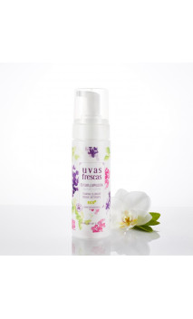 Mousse nettoyante visage BIO - Uvas Frescas (Raisins Frais) - 150 ml.