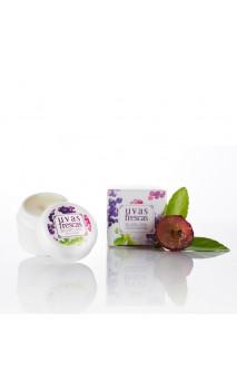 Bálsamo labial ecológico con Resveratrol - Uvas Frescas - 5 ml.