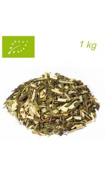 Thé vert Smiling Buddha (Gingembre & Citron) PACK 1kg - Elements - Thé bio en vrac -  Alveus