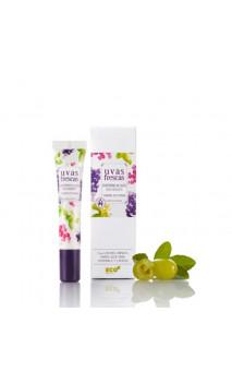 Contorno de ojos ecológico Reafirmante - Uvas Frescas - 15 ml.