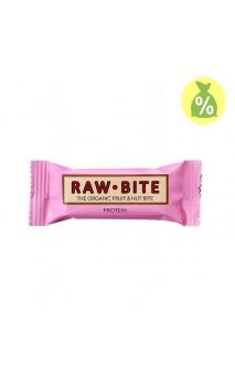 Súperbarrita energética ecológica Proteínas - Raw Bite - 50 gr.