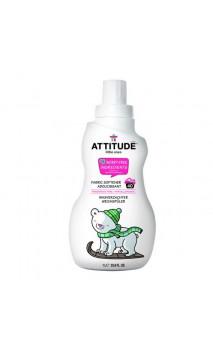 Assouplissant naturel pour les vêtements - Sans parfum - Peaux sensibles - Attitude - 1 L.