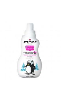 Lessive bio pour les vêtements Sans parfum Peaux sensibles - Attitude - 1,05 L.