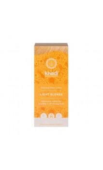 Coloration végétale bio - Blond clair - 100 végétale - Khadi - 100 gr.