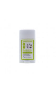 Déodorante bio en gel Grenade Aloe vera & Acide hyaluronique - Greenatural - 50 ml.