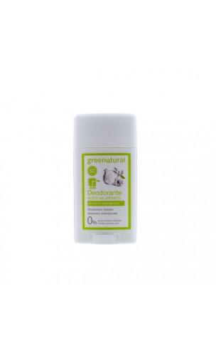 Desodorante ecológico en gel Granada Aloe vera & Ácido Hialurónico - Greenatural - 50 ml.