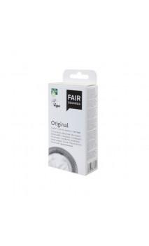 Preservativos Original Lubricados - Fair Squared - 10 Ud.