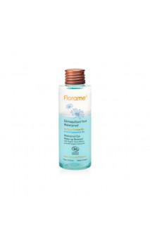 Démaquillant bio pour les Yeux Waterproof - Camomille - Florame - 110 ml.